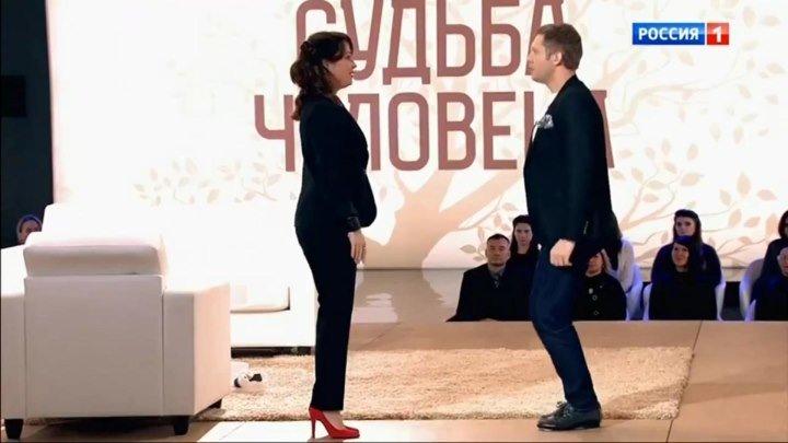 Звезда фильма «Глухарь» Виктория Тарасова станцевала чечётку вместе с Борисом Корчевниковым!