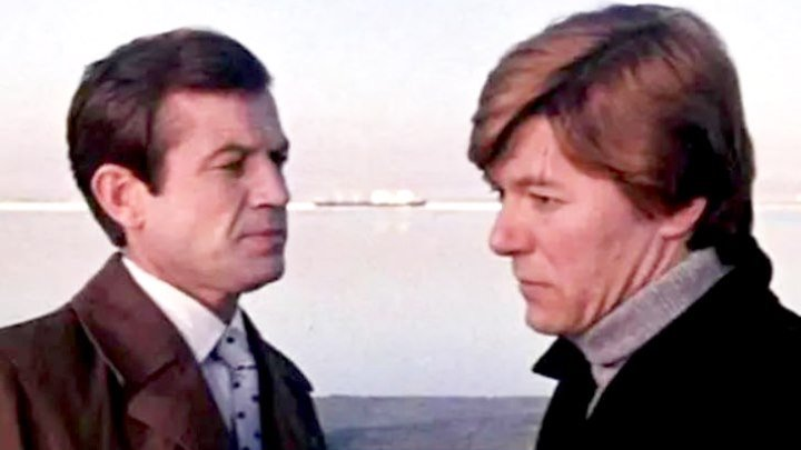 """""""Кольцо из Амстердама"""". 1981г. Золотая коллекция художественных фильмов."""