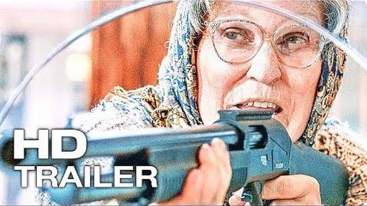 Бабушка легкого поведения 2. Престарелые мстители — Трейлер (2018)