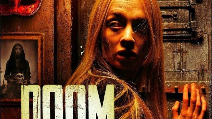 """""""Комната погибели"""" _ Doom Room (2019) BDRip 720p_ Ужасы."""