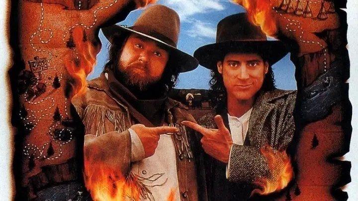 Вперед на восток (комедийный вестерн с Джоном Кэнди и Ричардом Льюисом) | США, 1994