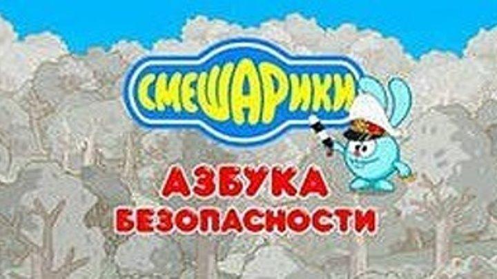 Смешарики: Азбука безопасности (сериал) (2006) (25)