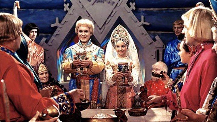 Вокальная группа «Ария» - Русские традиции «Микст - кадры из советских фильмов-сказок»