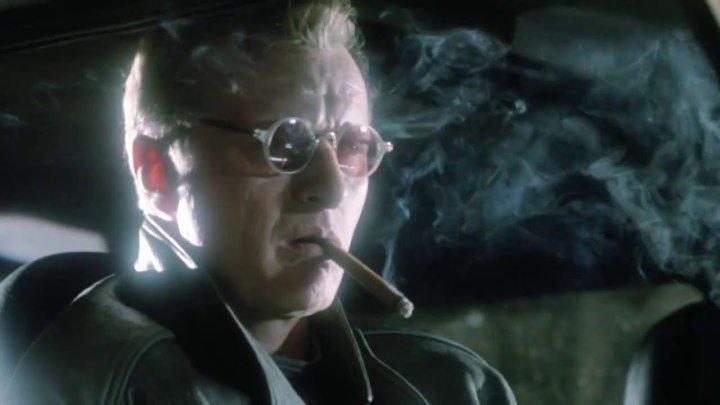 Считанные секунды (1992) ужасы, фантастика, боевик, триллер