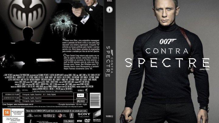 007 СПЕКТР (2015) Обновлен до 1080p HD