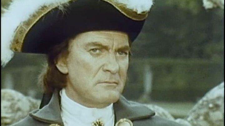 Жозеф Бальзамо (3 серия из 7) / Joseph Balsamo / 1973 / DVDRip