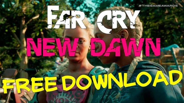 Скачать бесплатно через торрент Far Cry New Dawn