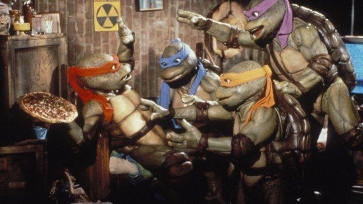 Черепашки-ниндзя 2 Тайна изумрудного зелья. Комедия, боевик, приключения.
