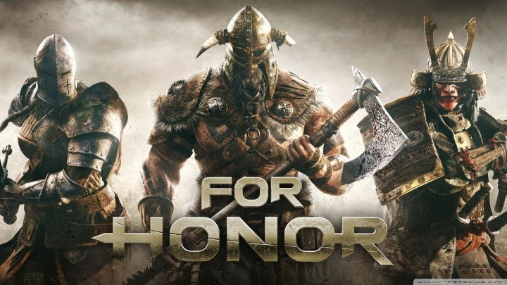 For Honor Trailer E3 2015 Official Trailer (RU)