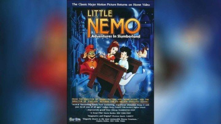 Маленький Немо Приключения в стране снов (1989) »