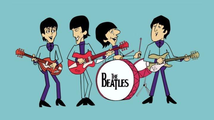 The Beatles Cartoons (1966, 21/26 серия, 1 сезон, мультипликационный сериал)