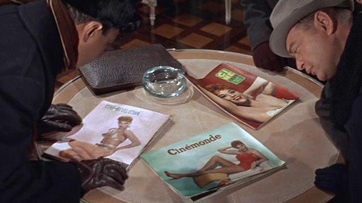Шелковые чулки / Silk Stockings (США 1957) Мюзикл, Мелодрама, Комедия 👍