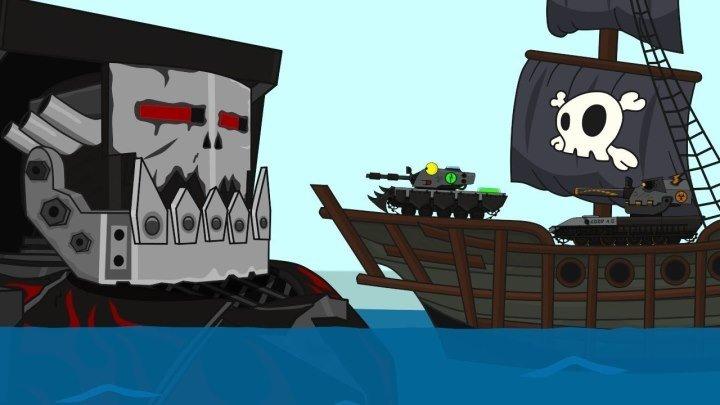 #Good: 📺 🖌 Все серии Вторжение Роботрона Мультики про танки #мультфильм #видео