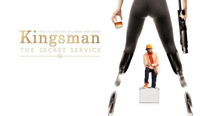 18+ Kingsman: Секретная служба 2014 г. - Боевик/Комедия/Криминал/Приключения