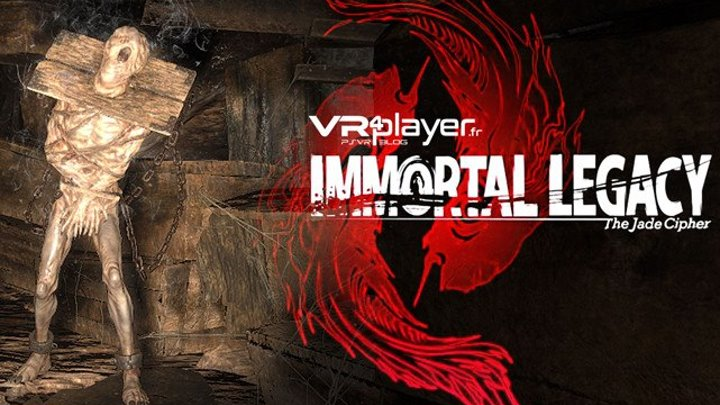PSVR Immortal Legacy: The Jade Cipher | VR GAMECLUB Хабаровск