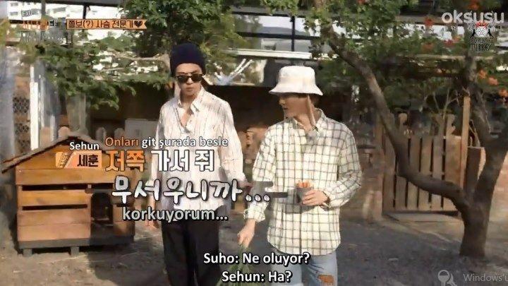 [Türkçe Altyazılı] EXO'nun Merdiveninde Dünya Seyahati 2. Sezon - 22.Bölüm