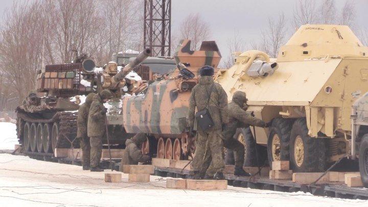 «Сирийский перелом»: трофейная техника террористов гастролирует по России.