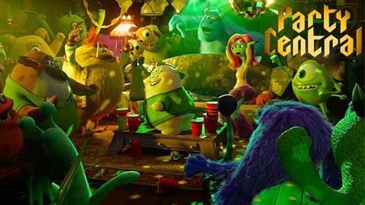 Центр вечеринки (2014) » 1080p HD мультик.