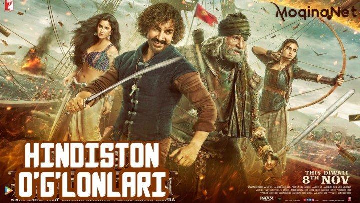 Hindiston O'g'lonlari (Hind kino, O'zbek Tilida, HD Formatda)