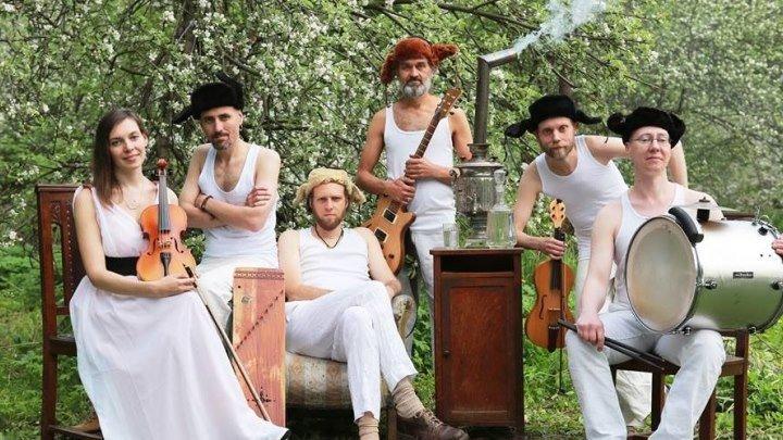 Отава Ё — Про Ивана Groove (русское готическое R'N'B) HD video