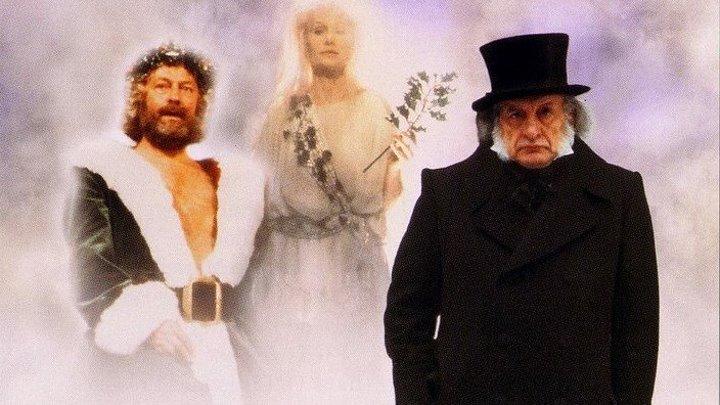 Рождественская история / A Christmas Carol / 1984 / DVDRip