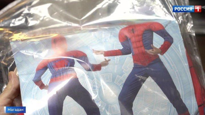 Детей в Магадане попросили забыть про супергероев