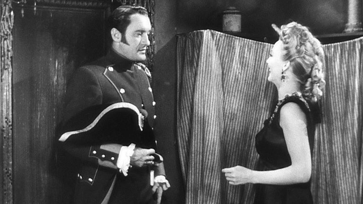 Скандал в Париже. История Видока.(1946)