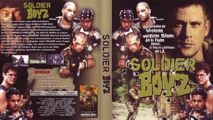 Солдаты HD(боевик, триллер, драма)I995