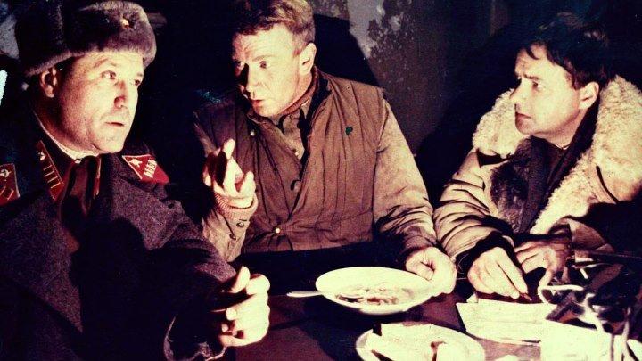 День командира дивизии (1983).