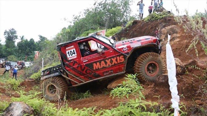 Чемпионат Maxxis 4x4 2018 - Maxxis Шри-Ланка