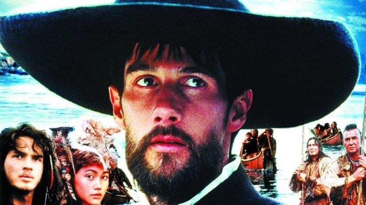 Интересный фильм. Чёрная сутана _ Black robe (1991) BDRip 720p _ Драма, Приключения, Вестерн, Исторический.