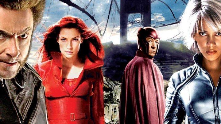 Люди Икс 2 (2003) X2 - X-Men United