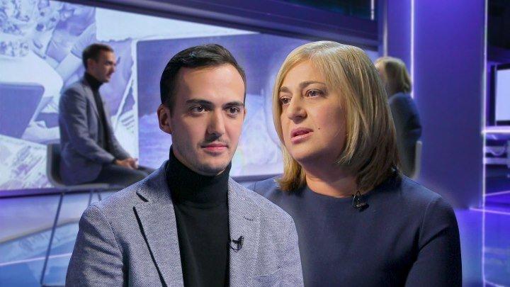 Поговори со мной, мама. Герои: Виталий и Гаянэ Заболотневы