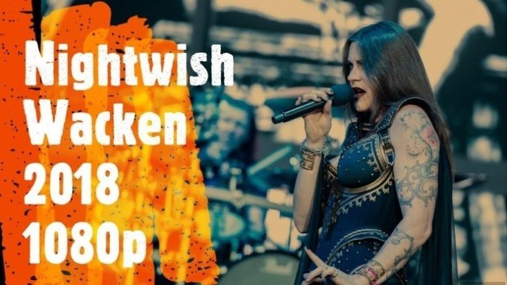 Nightwish - Wacken Open Air, 2018