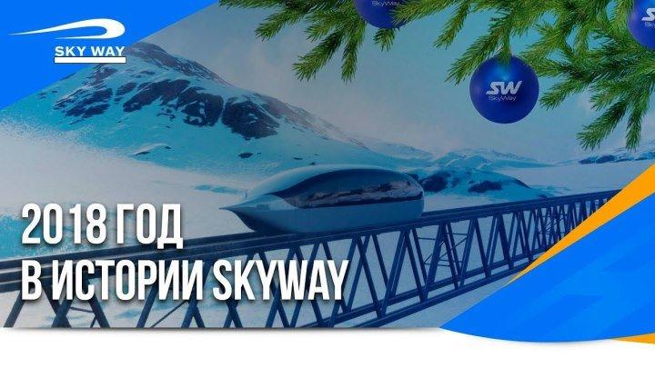 2018 год в истории SkyWay!