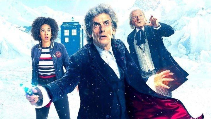 Доктор Кто: Дважды во времени. фантастика, приключения, комедия