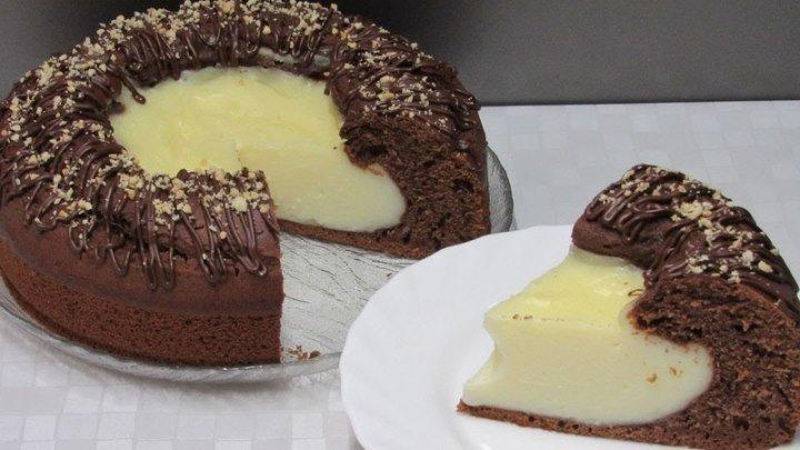 Я влюбилась в этот пирог! Обязательно попробуйте!