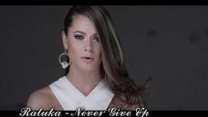 Raluka - Never Give Up (Vannys & Adrian Funk Remix Edit) (VJ Tony Video Edit)