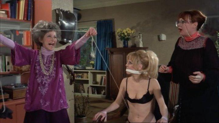 Агент 69 Йенсен в знаке Скорпиона (Дания 1977) 18+ Комедия (erotic)