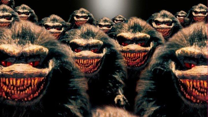 Зубастики / Critters / 1986 / FHD