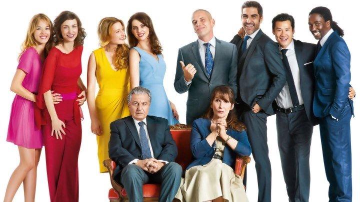 Безумная свадьба (комедия, мелодрама, 2014) HD