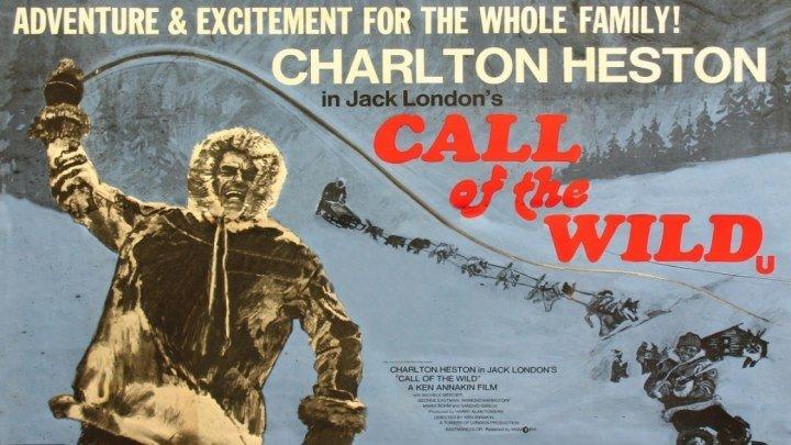 Зов предков / The Call of the Wild / 1972 / DVDRip