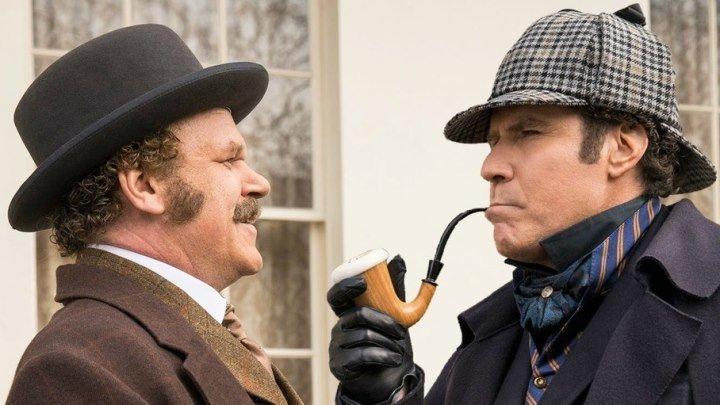 Холмс & Ватсон - трейлер (2019)