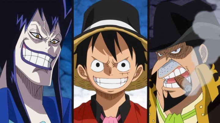 One Piece 829 серия