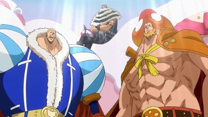 One Piece 830 серия
