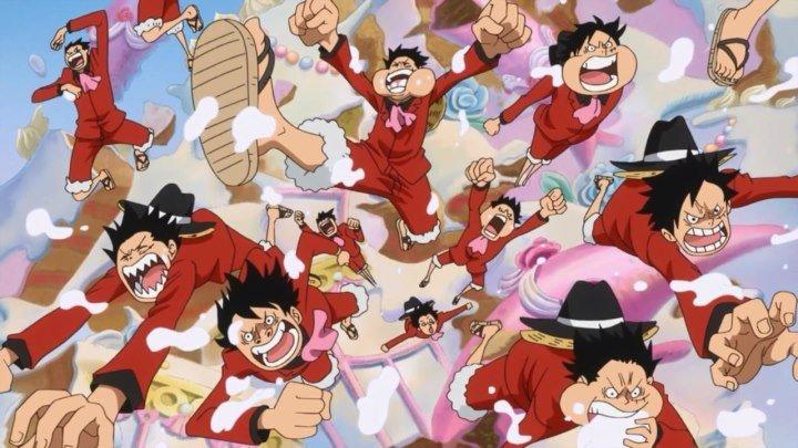 One Piece 832 серия