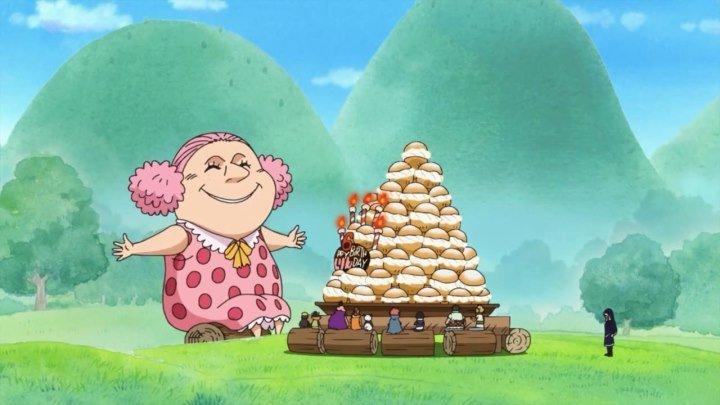 One Piece 837 серия