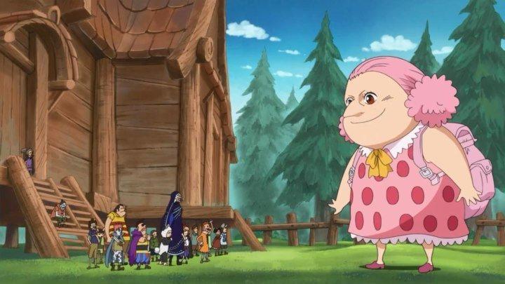 One Piece 836 серия