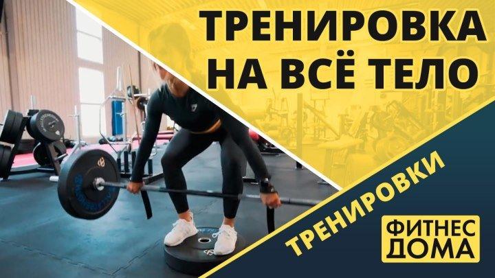Тренировка на всё тело