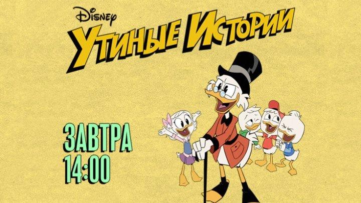 День уток на Канале Disney